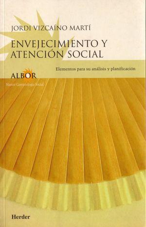 ENVEJECIMIENTO Y ATENCION SOCIAL
