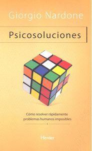 PSICOSOLUCIONES