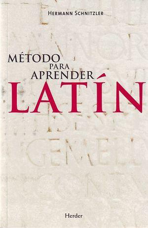 METODO PARA APRENDER LATIN