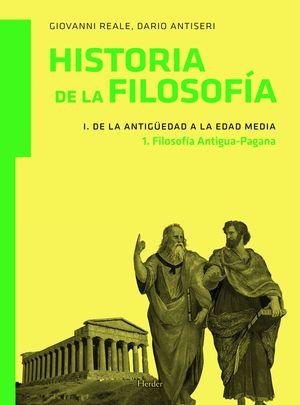 HISTORIA FILOSOFIA VOL.I.1 DE LA ANTIGUEDAD A LA EDAD MEDIA