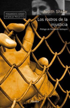 LOS ROSTROS DE LA INJUSTICIA
