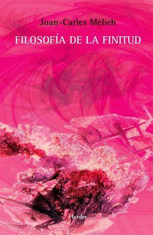 FILOSOFIA DE LA FINITUD