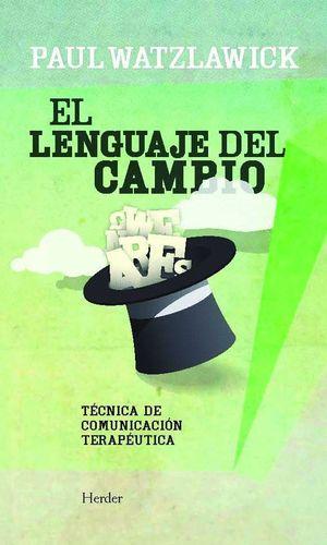 EL LENGUAJE DEL CAMBIO