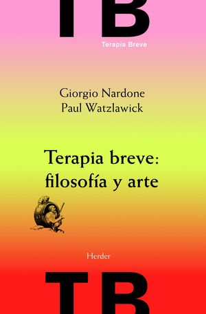 TERAPIA BREVE: FILOSOFIA Y ARTE