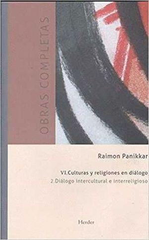 DIALOGO INTERCULTURAL E INTERRELIGIOSO CULTURAS Y RELIGIONES EN