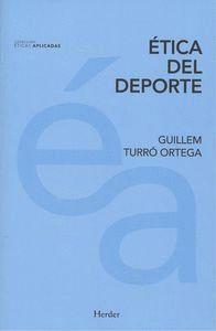 ETICA DEL DEPORTE