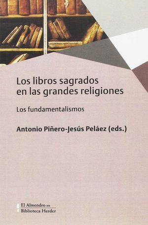 LOS LIBROS SAGRADOS EN LAS GRANDES RELIGIONES