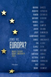 DONDE VAS EUROPA?