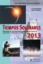 TIEMPOS SOLUNARES 2013
