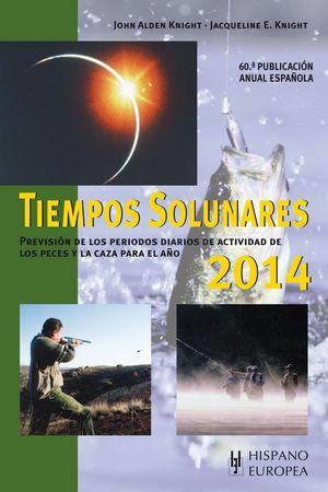 TIEMPOS SOLUNARES 2014