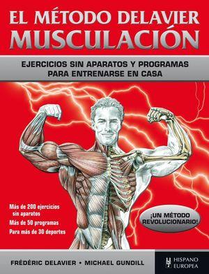 METODO DELAVIER MUSCULACION (NUEVA EDICION)