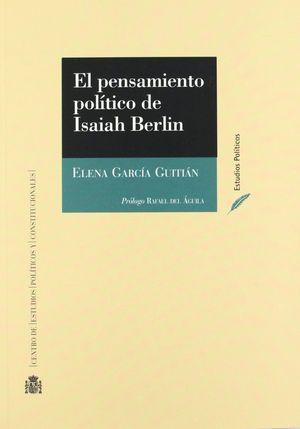 EL PENSAMIENTO POLITICO DE ISAIAH BERLIN