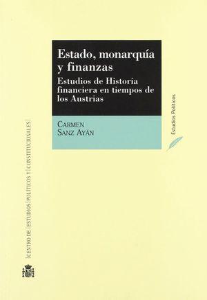 ESTADO MONARQUIA Y FINANZAS