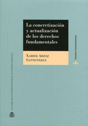 CONCRETIZACION Y ACTUALIZACION DE LOS DERECHOS FUNDAMENTALES