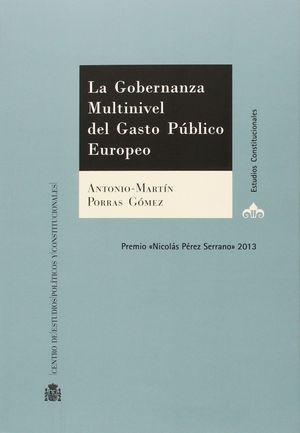 LA GOBERNANZA MULTINIVEL DEL GASTO PUBLICO EUROPEO