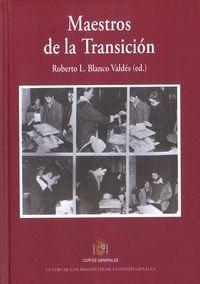 MAESTROS DE LA TRANSICION