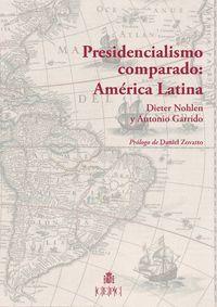 PRESIDENCIALISMO COMPARADO: AMÉRICA LATINA