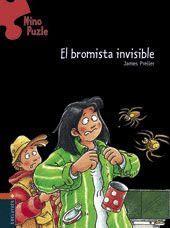 EL BROMISTA INVISIBLE (T)