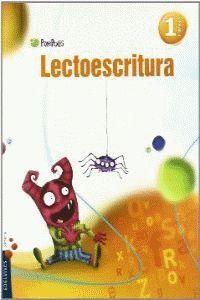 LECTOESCRITURA 1º PRIMARIA