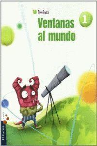 CONOCIMIENTO DEL MEDIO 1º PRIMARIA (CUADRICULA)