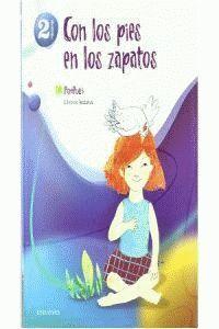 LIBRO DE LECTURAS 2º PRIMARIA (CON LOS PIES EN LOS ZAPATOS)