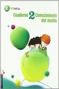 CUADERNO 2 DE CONOCIMIENTO DEL MEDIO 2º PRIMARIA