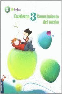 CUADERNO 3 DE CONOCIMIENTO DEL MEDIO 2º PRIMARIA