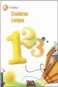 CUADERNO 1 DE LENGUA 4º PRIMARIA