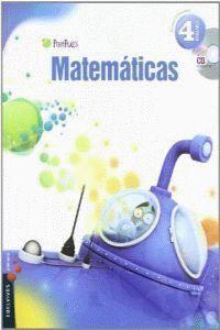 MATEMATICAS 4º PRIMARIA (TRES TRIMESTRES)