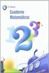 CUADERNO 2 DE MATEMATICAS 4º PRIMARIA