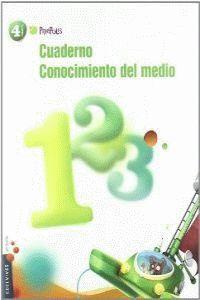 CUADERNO 1 CONOCIMIENTO DEL MEDIO 4º PRIMARIA