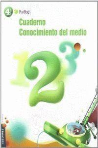 CUADERNO 2 DE CONOCIMIENTO DEL MEDIO 4º PRIMARIA