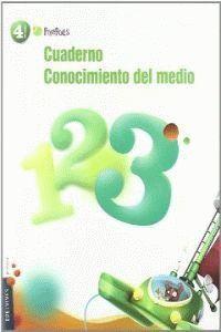 CUADERNO 3 DE CONOCIMIENTO DEL MEDIO 4º PRIMARIA
