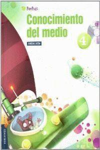 CONOCIMIENTO DE MEDIO 4º PRIMARIA (ANDALUCIA)