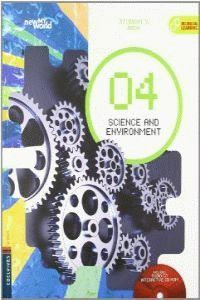 SCIENCE AND ENVIRONMENT 4º PRIMARY