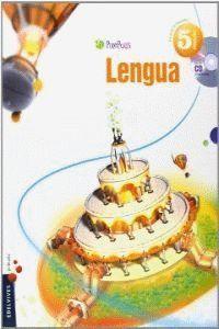 LENGUA 5º PRIMARIA (TRES TRIMESTRES)