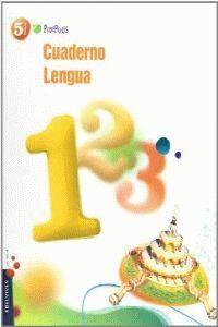 CUADERNO 1 DE LENGUA 5º PRIMARIA