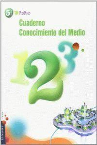 CUADERNO 2 CONOCIMIENTO DEL MEDIO 5º PRIMARIA