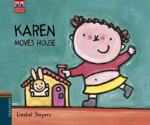 KAREN MOVES HOUSE