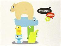 PREHISTORIA (INFANTIL 2º CICLO) PROYECTO LO VES