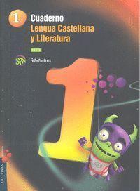 CUADERNO DE LENGUA 1. 1ºEP. (PAUTA)