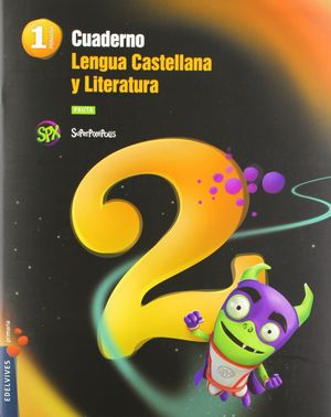 CUADERNO DE LENGUA 2. 1ºEP. (PAUTA)