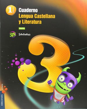 CUADERNO DE LENGUA 3. 1ºEP. (PAUTA)