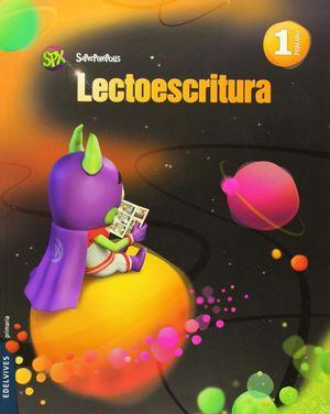 LECTOESCRITURA 1º PRIMARIA SUPERPIXEPOLIS