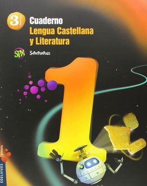 CUADERNO DE LENGUA 1. 3ºEP.