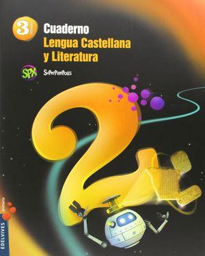 CUADERNO DE LENGUA 2. 3ºEP.