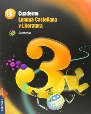 CUADERNO DE LENGUA 3. 3ºEP.