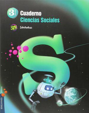 CUADERNO CIENCIAS SOCIALES 3º PRIMARIA