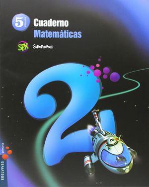 CUADERNO 2 DE MATEMÁTICAS 5º PRIMARIA