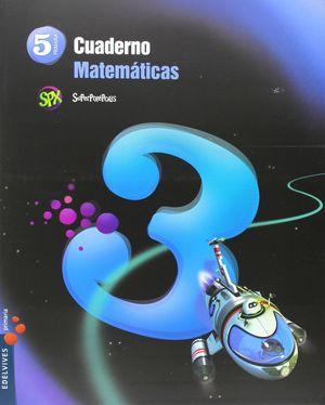 CUADERNO 3 DE MATEMÁTICAS 5º PRIMARIA